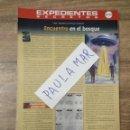 Coleccionismo Papel Varios: MFF.- EXPEDIENTES SECRETOS.- ENCUENTRO EN EL BOSQUE.-. Lote 159565602