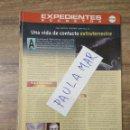 Coleccionismo Papel Varios: MFF.- EXPEDIENTES SECRETOS.- UNA VIDA DE CONTACTO EXTRATERRESTRE.-. Lote 159565802