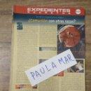 Coleccionismo Papel Varios: MFF.- EXPEDIENTES SECRETOS.- ¿COMUNION CON OTRAS RAZAS?.-. Lote 159565958