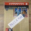 Coleccionismo Papel Varios: MFF.- EXPEDIENTES SECRETOS.- UN VISITANTE DE LAS ESTRELLAS,.. Lote 159566122