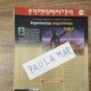 Coleccionismo Papel Varios: MFF.- EXPEDIENTES SECRETOS.- EXPERIENCIAS ANGUSTIOSAS.-. Lote 159566378