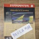 Coleccionismo Papel Varios: MFF.- EXPEDIENTES SECRETOS.- ABDUCIDAS EN LA CARRETERA.-. Lote 159566482