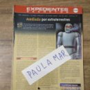 Coleccionismo Papel Varios: MFF.- EXPEDIENTES SECRETOS.- ASEDOIADOS POR EXTRATERRESTRES.-. Lote 159566542
