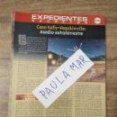 Coleccionismo Papel Varios: MFF.- EXPEDIENTES SECRETOS.- CASO KELLY-HOPSKINVILLE:ASEDIO EXTRATERRESTRE.-. Lote 159568714