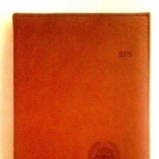Coleccionismo Papel Varios: AGENDA PIEL. ILUSTRE COLEGIO OFICIAL DE VETERINARIOS DE CÓRDOBA. AÑO 2005. Lote 159769838