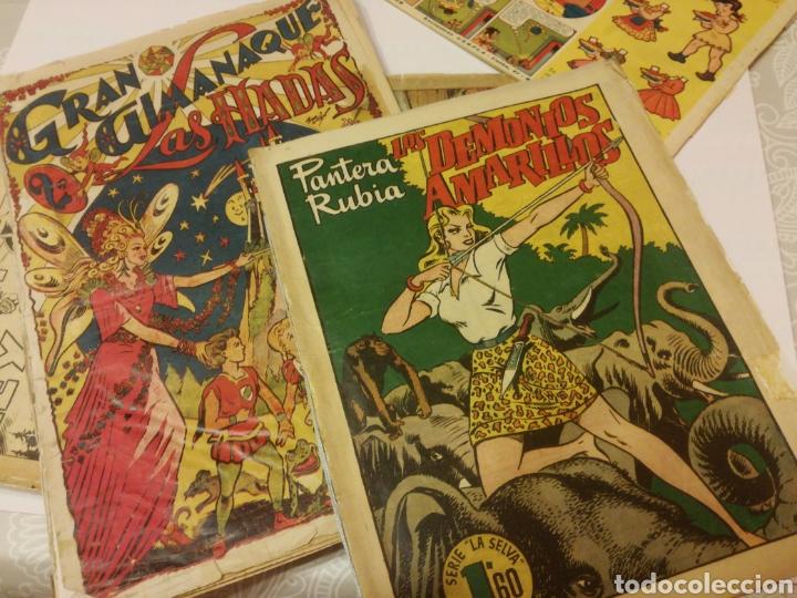 LOTE DE TEBEOS VARIOS (Coleccionismo en Papel - Varios)