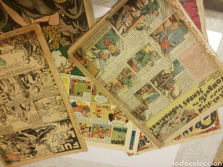 Coleccionismo Papel Varios: LOTE DE TEBEOS VARIOS - Foto 2 - 159912488