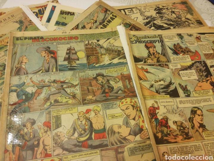 Coleccionismo Papel Varios: LOTE DE TEBEOS VARIOS - Foto 4 - 159912488