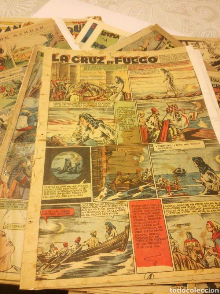 Coleccionismo Papel Varios: LOTE DE TEBEOS VARIOS - Foto 5 - 159912488