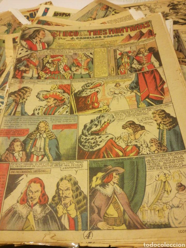 Coleccionismo Papel Varios: LOTE DE TEBEOS VARIOS - Foto 7 - 159912488