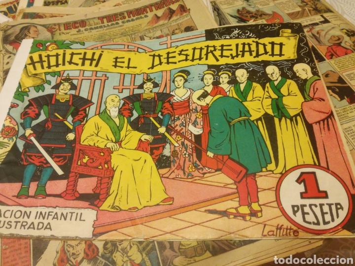 Coleccionismo Papel Varios: LOTE DE TEBEOS VARIOS - Foto 8 - 159912488