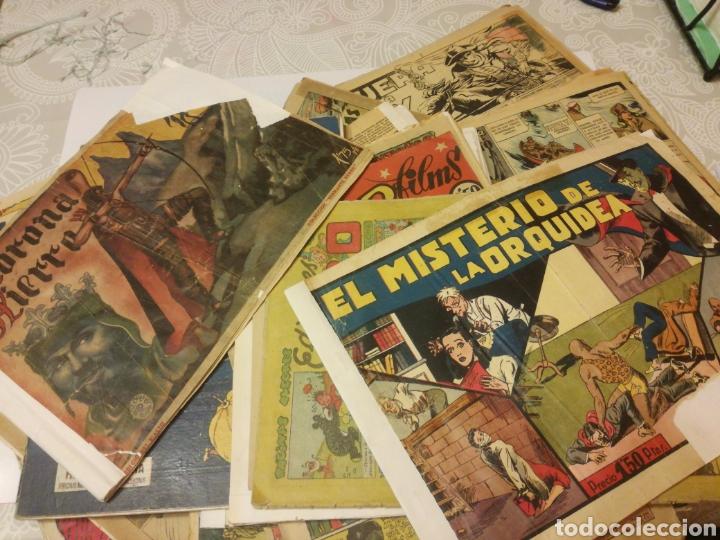 Coleccionismo Papel Varios: LOTE DE TEBEOS VARIOS - Foto 11 - 159912488
