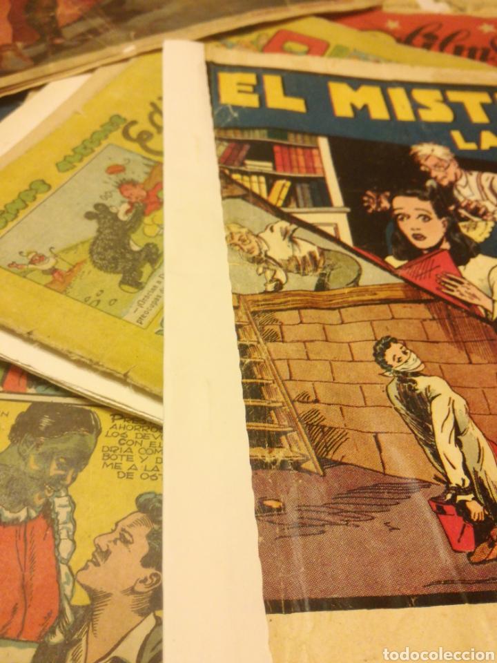 Coleccionismo Papel Varios: LOTE DE TEBEOS VARIOS - Foto 12 - 159912488