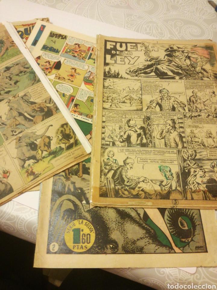Coleccionismo Papel Varios: LOTE DE TEBEOS VARIOS - Foto 13 - 159912488