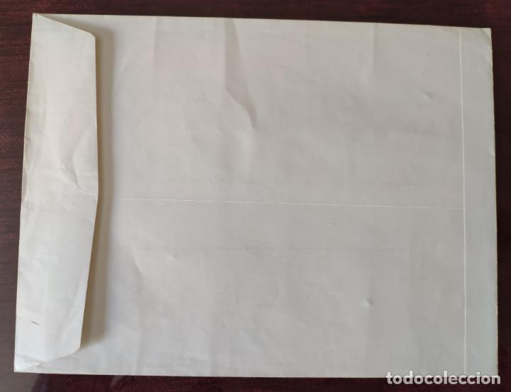 Coleccionismo Papel Varios: SOBRE PUBLICITARIO VACIO EDITOR RUSS COCHRAN - ILUSTRACION DE FRANK FRAZETTA (RUSS COCHRAN AÑOS 70) - Foto 3 - 160102582