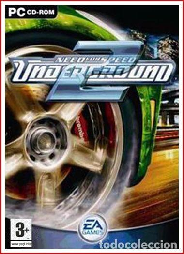Caratula Ps2 Need For Speed Underground 2 Buy Other Articles