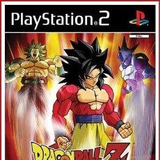 Coleccionismo Papel Varios: CARATULA PS2 DRAGON BALL Z BUDOKAN 3. Lote 160767180