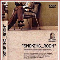 Coleccionismo Papel Varios: CARATULA ORIGINAL DVD SMOKING ROOM. Lote 160989293