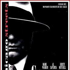 Coleccionismo Papel Varios: CARATULA ORIGINAL DVD CHICAGO STREETS. Lote 160989321