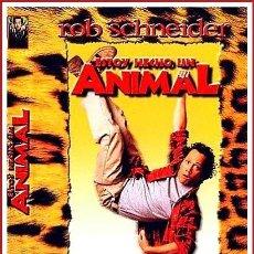 Coleccionismo Papel Varios: CARATULA ORIGINAL DVD ESTOY HECHO UN ANIMAL. Lote 160989373
