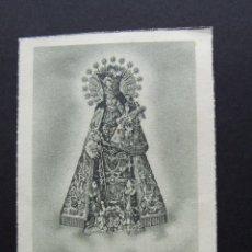 Sammelleidenschaft Andere Papierartikel - ESTAMPA NUESTRA SEÑORA VIRGEN DE LOS DESAMPARADOS ESTAMPITA PATRONA DE VALENCIA - 161199258