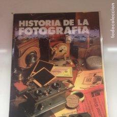 Coleccionismo Papel Varios: HISTORIA DE LA FOTOGRAFIA - SALVAT. Lote 161596168