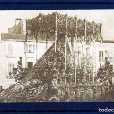 Coleccionismo Papel Varios: TARJETA POSTAL SEMANA SANTA DE MALAGA-COLOR MARRON-NUEVA SIN CIRCULAR-LEER DESCRIPCIÓN .. Lote 161761674