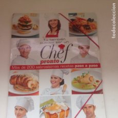 Collectionnisme Papier divers: CHEF - PRONTO. Lote 161782294
