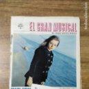 Coleccionismo Papel Varios: MFF.- EL GRAN MUSICAL DE TOMAS MARTIN BLANCO.- MARI TRINI: NO ME GUSTA MI VOZ...-. Lote 165711444