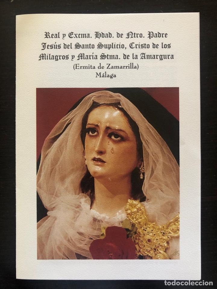 Coleccionismo Papel Varios: Boletines Zamarrilla agosto de 1999 y 2001 y cartel de anuncio de libro - Foto 5 - 161882505