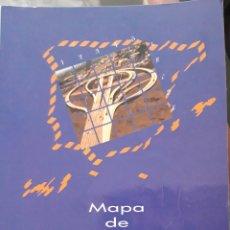 Coleccionismo Papel Varios: MAPA DE CARRETERAS DE ESPAÑA MAPFRE 1995. Lote 162357973