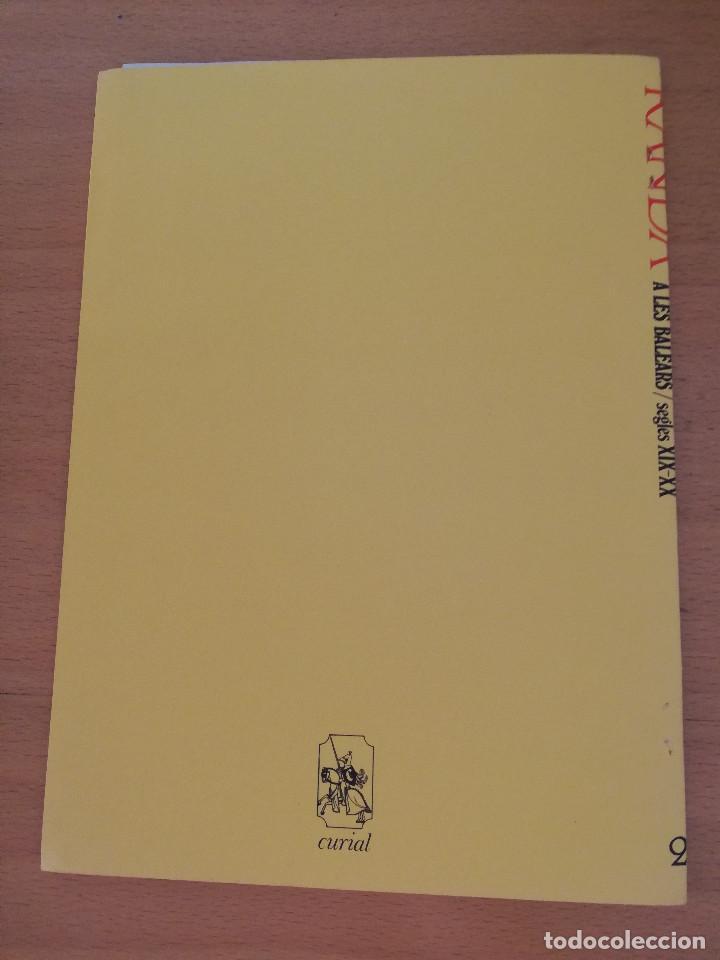 Coleccionismo Papel Varios: RANDA. POLÍTICA I CULTURA A LES BALEARS. SEGLES XIX - XX (24) ETAPES REPRESSIÓ FEIXISTA A MALLORCA - Foto 3 - 163567842