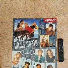 Coleccionismo Papel Varios: POSTER BEVERLY HILLS, 90210. Lote 163706957
