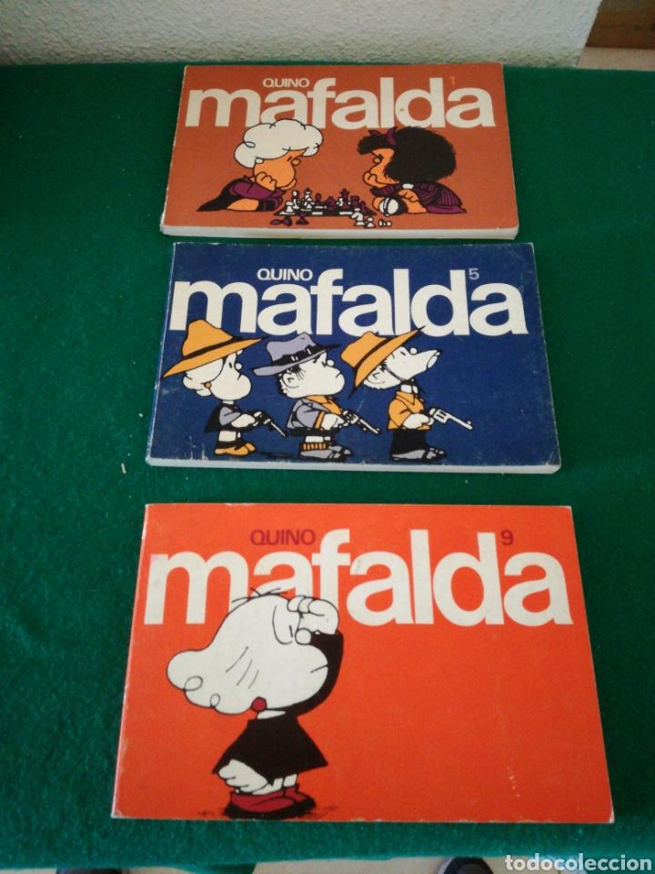 MAFALDA EDITORIAL LUMEN (Coleccionismo en Papel - Varios)