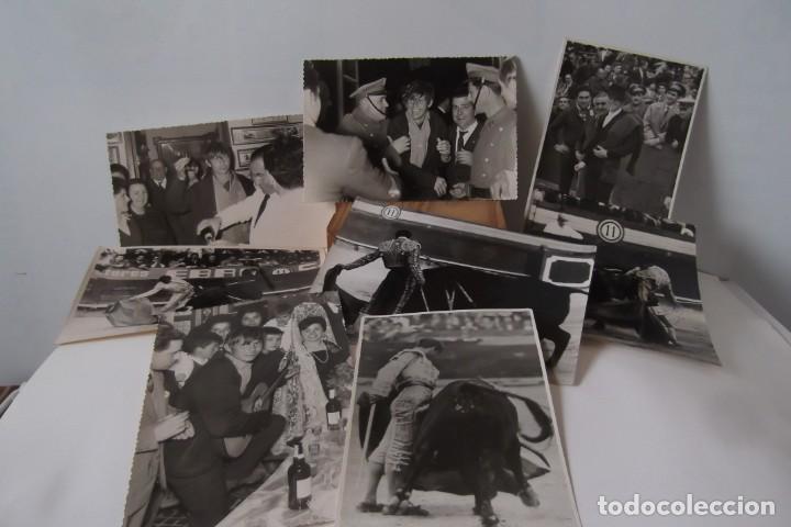 LOTE 2- EL CORDOBES- FOTOS ORIGINALES- 1961 - 1964. (Coleccionismo en Papel - Varios)