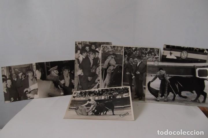 Coleccionismo Papel Varios: LOTE 2- EL CORDOBES- FOTOS ORIGINALES- 1961 - 1964. - Foto 2 - 164520026
