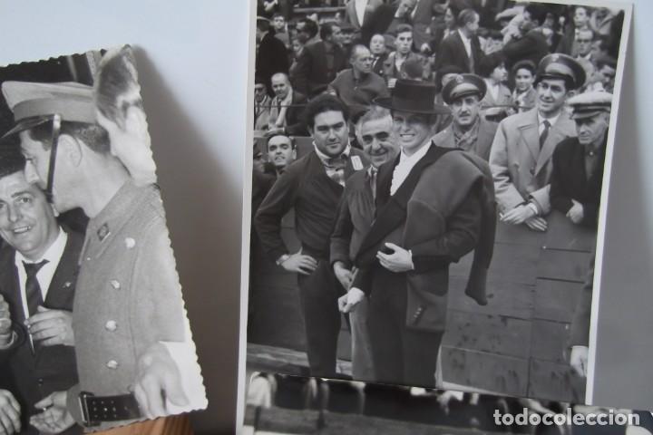 Coleccionismo Papel Varios: LOTE 2- EL CORDOBES- FOTOS ORIGINALES- 1961 - 1964. - Foto 3 - 164520026