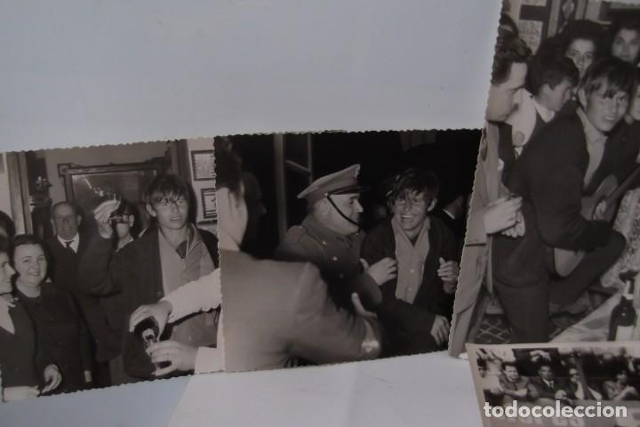 Coleccionismo Papel Varios: LOTE 2- EL CORDOBES- FOTOS ORIGINALES- 1961 - 1964. - Foto 7 - 164520026