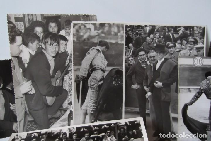 Coleccionismo Papel Varios: LOTE 2- EL CORDOBES- FOTOS ORIGINALES- 1961 - 1964. - Foto 8 - 164520026