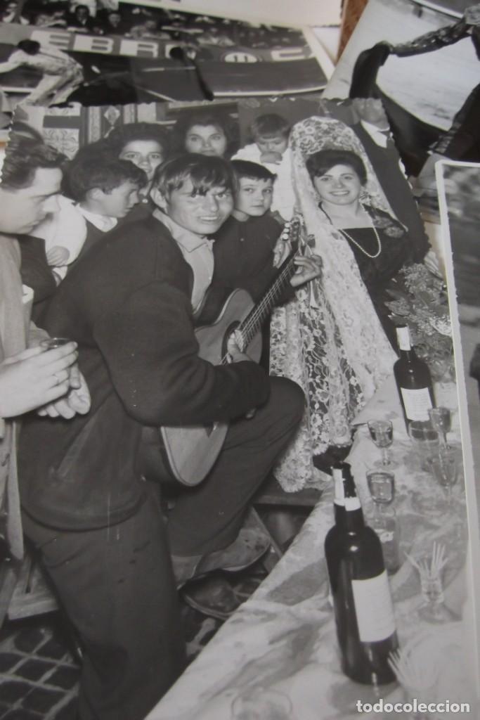Coleccionismo Papel Varios: LOTE 2- EL CORDOBES- FOTOS ORIGINALES- 1961 - 1964. - Foto 12 - 164520026