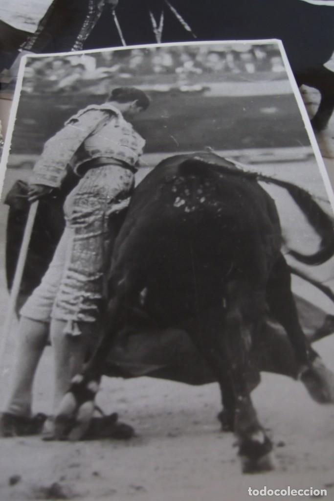 Coleccionismo Papel Varios: LOTE 2- EL CORDOBES- FOTOS ORIGINALES- 1961 - 1964. - Foto 13 - 164520026