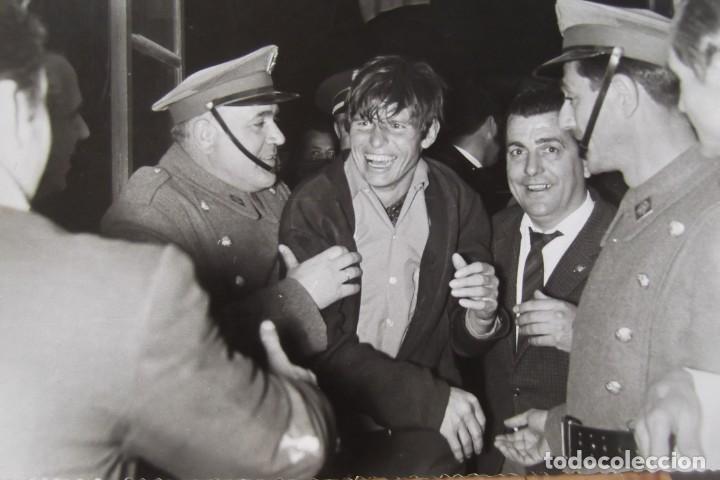 Coleccionismo Papel Varios: LOTE 2- EL CORDOBES- FOTOS ORIGINALES- 1961 - 1964. - Foto 14 - 164520026