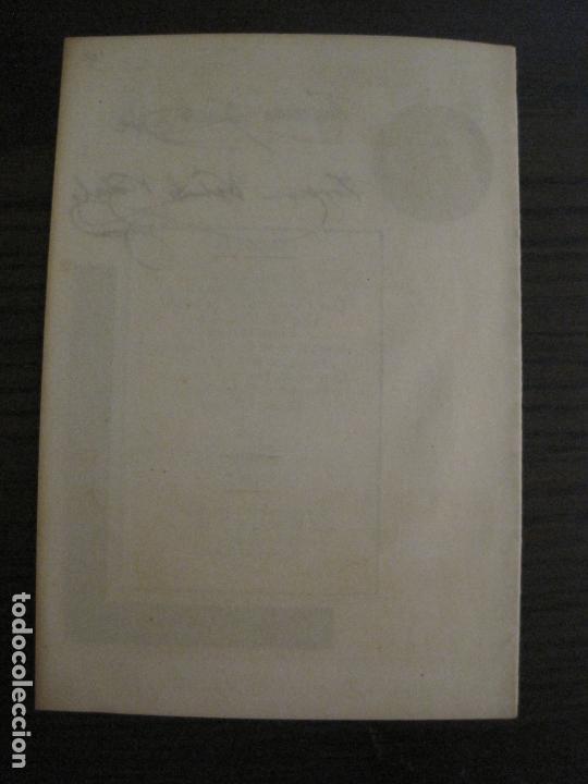 Coleccionismo Papel Varios: NOCES DARGENT CASA E. VEHILS VIDAL-ANY 1933-MENU ANTIC FIRMAT-VER FOTOS-(V-17.008) - Foto 6 - 165100838