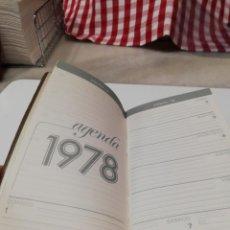 Coleccionismo Papel Varios: AGENDA BANCO DE ANDALUCÍA , AÑO 1978. Lote 165492310