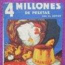 Coleccionismo Papel Varios: SOBRE PAPEL FLAN GALLINA BLANCA, VAINILLA, AVECREM, MIDE APROX. 8 X 11 CM. Lote 165492718