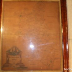 Coleccionismo Papel Varios: MAPA BUCKINGHAM. Lote 166116374