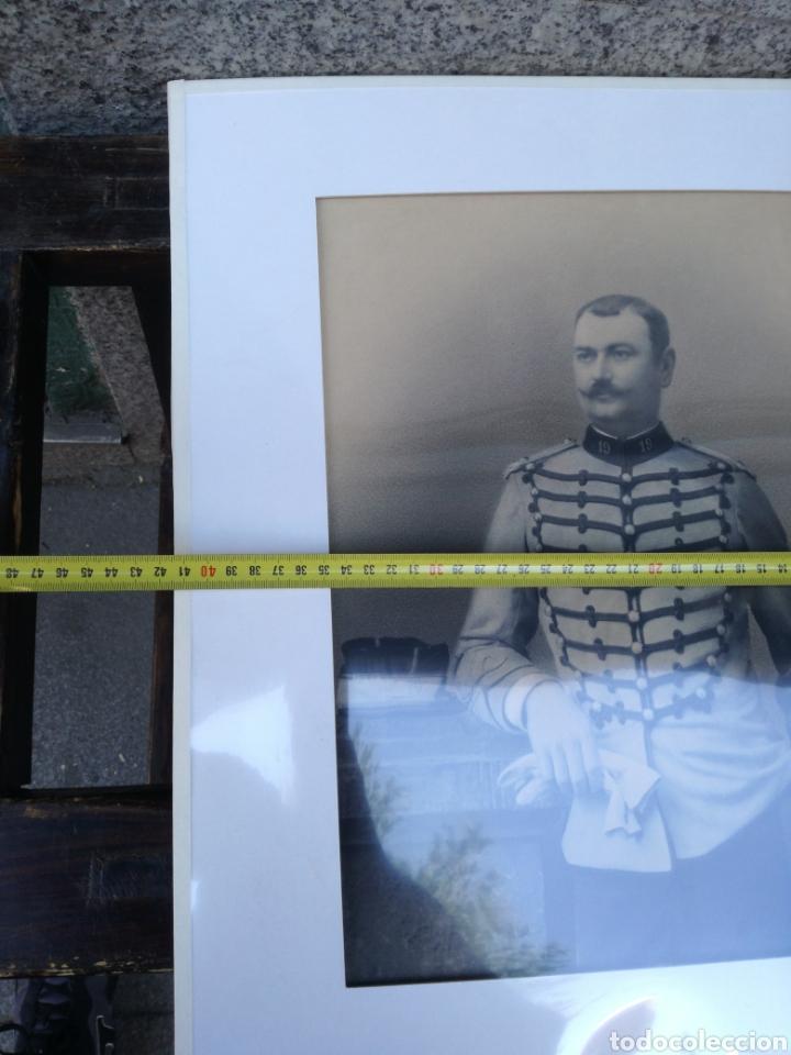 Coleccionismo Papel Varios: ANTIGUA FOTO DE GEORGES PENABET REPRESENTA MILITAR - Foto 6 - 166433750