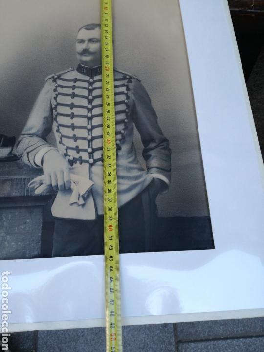 Coleccionismo Papel Varios: ANTIGUA FOTO DE GEORGES PENABET REPRESENTA MILITAR - Foto 5 - 166433750