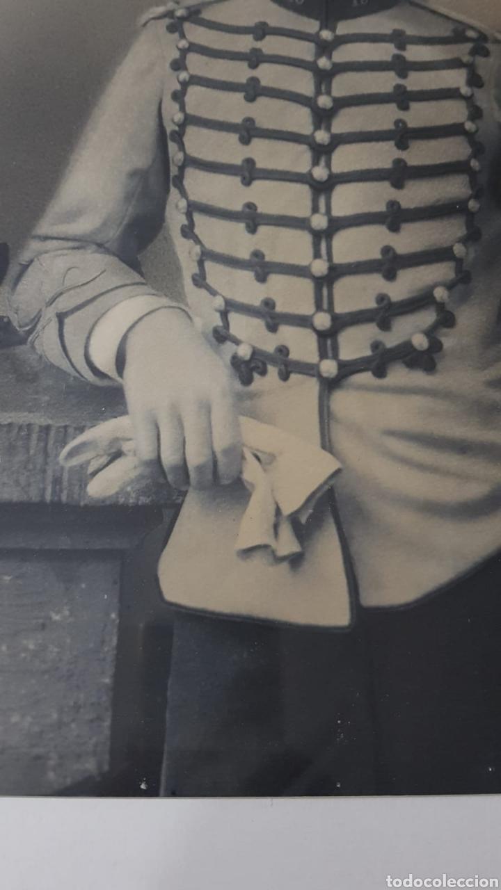 Coleccionismo Papel Varios: ANTIGUA FOTO DE GEORGES PENABET REPRESENTA MILITAR - Foto 10 - 166433750