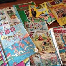 Coleccionismo Papel Varios: LOTE DE COMICS. TEBEOS. Lote 167591585